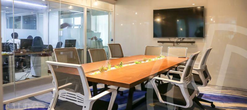 FUNWORK众创空间办公室图片