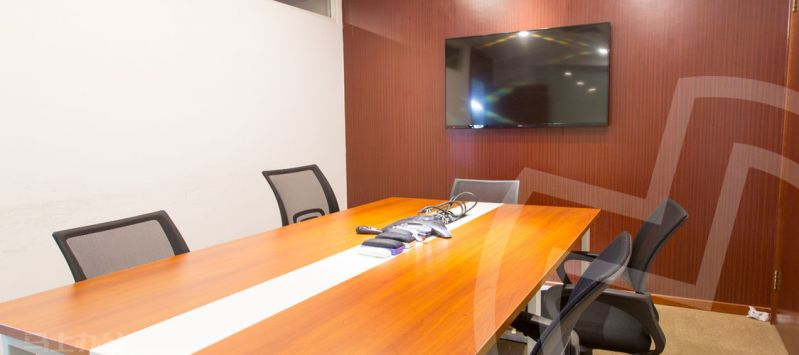圣爱大厦共享办公会议室图片