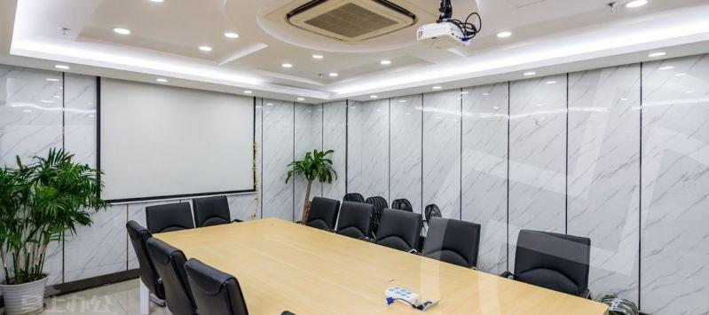 创富港众创空间办公室图片