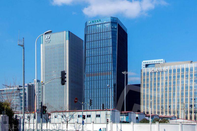 上海航运和金融产业基地众创空间大楼外观图片