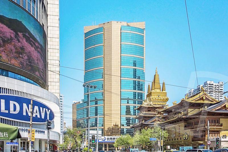 静安寺创客空间大楼外观图片
