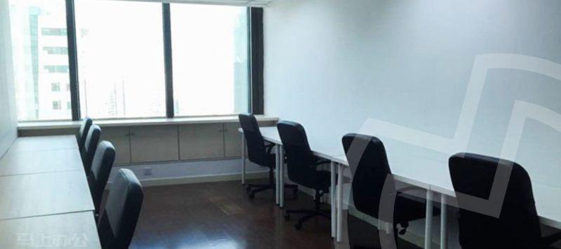 静安寺创客空间带窗办公室图片