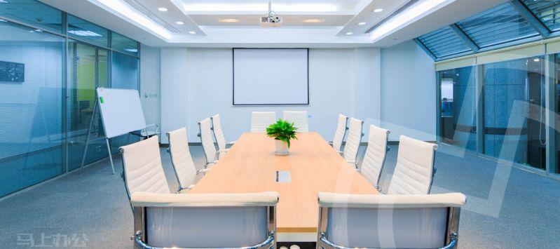 优客工场(新上海国际大厦)众创空间办公室图片