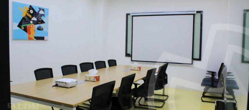交科众创空间(交科创业园)办公室照片