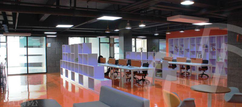 交科众创空间(交科创业园)办公室图片