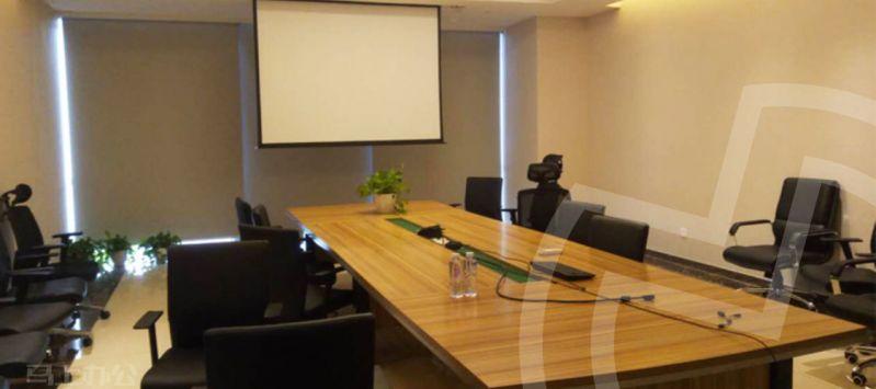 华平众创空间(湾谷科技园)办公室照片
