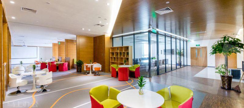 阿里巴巴众创空间(科海大厦)办公室照片