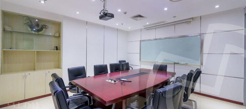 创富港(万达广场)共享办公办公室照片