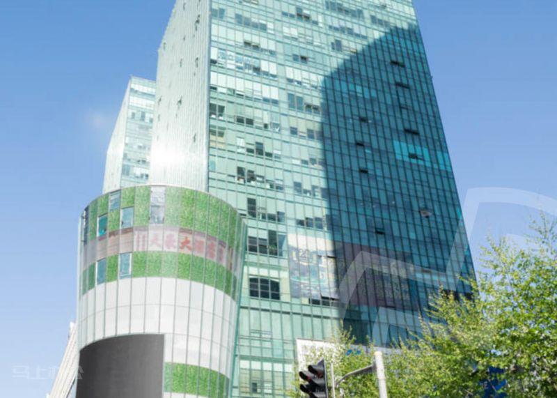 创富港(中融恒瑞国际大厦)写字楼外观照片