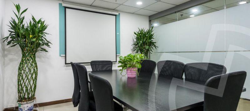 创富港(金陵国际)众创空间办公室照片