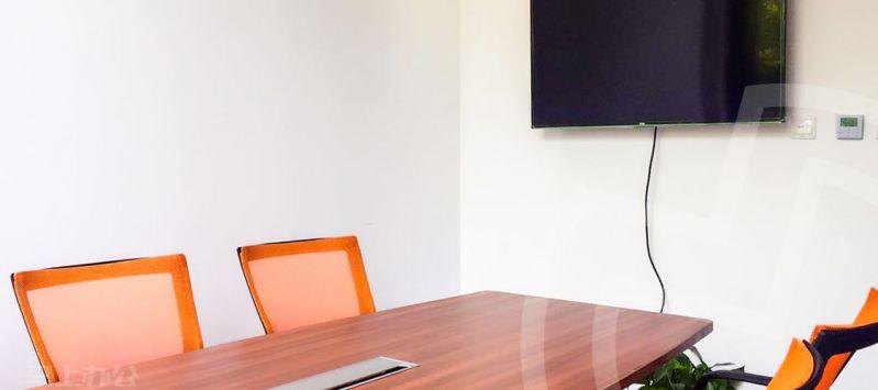 长江众创(上投盛银大厦)办公室照片